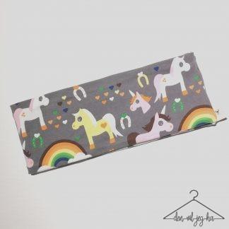 Enhjørninger og regnbuer