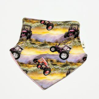 Traktor hals fleece