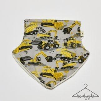 gule maskiner hals fleece