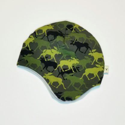 Elg hjelmlue fleece