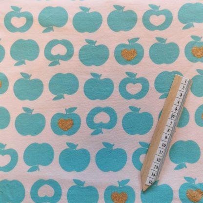 Epler med gullhjerter