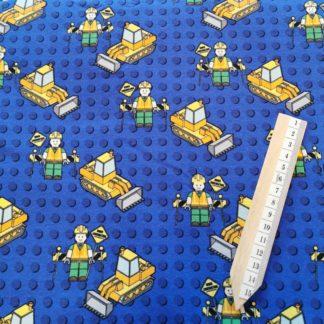 Lego blå