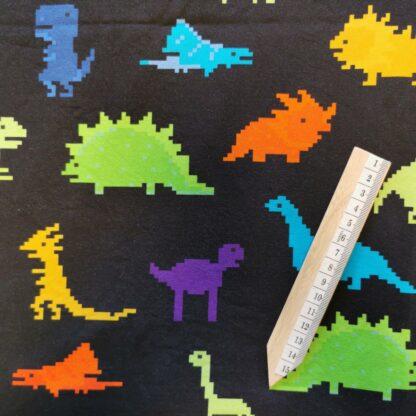 Dinosaur pixler