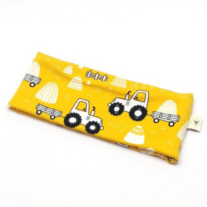 pannebånd Traktor gul