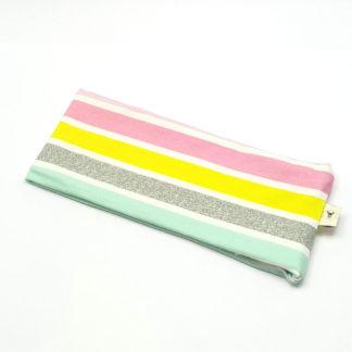 pannebånd Striper pastell