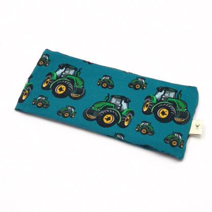 pannebånd Traktor blågrønn