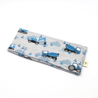 pannebånd Maskiner blå