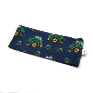 pannebånd Traktor blå