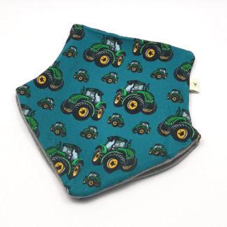 hals Traktor blågrønn
