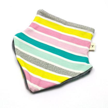 hals Striper pastell