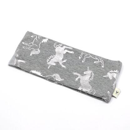 Enhjørninger grå sølv