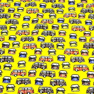 Abbys Tekstiler WV buss