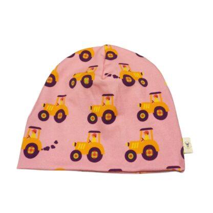 Traktor rosa lue barn