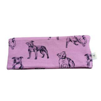amstaff American Staffordshire Terrier pannebånd barn