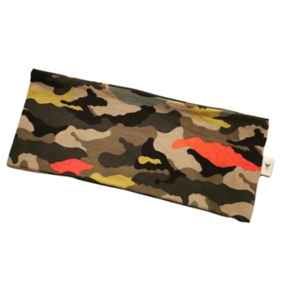 Army rødt grønt gult pannebånd barn ungdom voksen