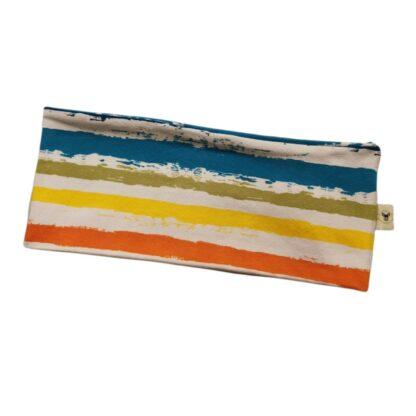 Friske striper oransje til blå pannebånd barn ungdomvoksen