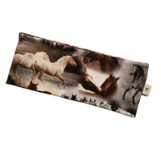 Print hester pannebånd barn ungdom voksen